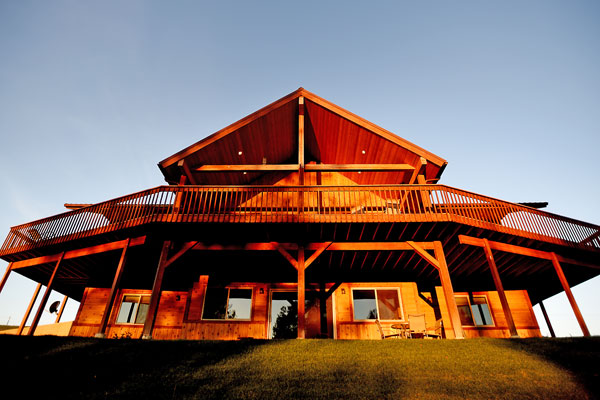 River View Lodge at River Meadow Ranch in Whitefish, Montana
