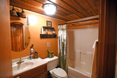 Another Bathroom at the Chisum Lodge