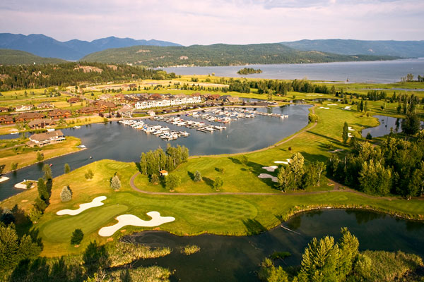 Golf Courses near River Meadow Ranch in Montana