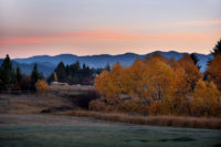 River Meadow Ranch in Autumn