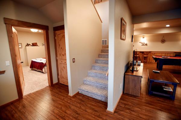 Stairway to Main Floor