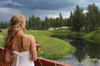 Weddings at River Meadow Ranch in Whitefish