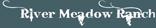 River Meadow Ranch Logo