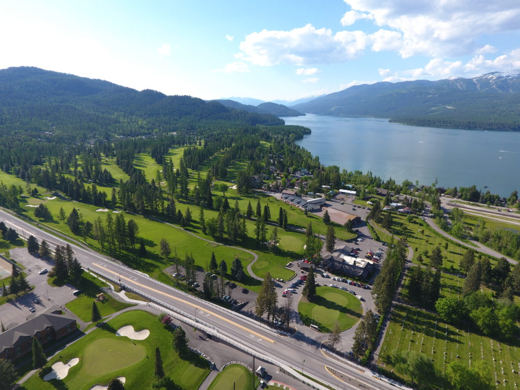 Golf Courses near Whitefish Montana in the Flathead Valley